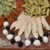 Salade préparé par À Table 76 restauration en click and collect à Rouen